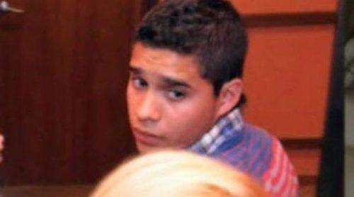 José Fernando reaparece tras haberse ido de casa a consecuencia de una pelea con su padre Ortega Cano