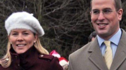 Nace Isla Elizabeth Phillips, segunda bisnieta de la Reina Isabel II y del Duque de Edimburgo