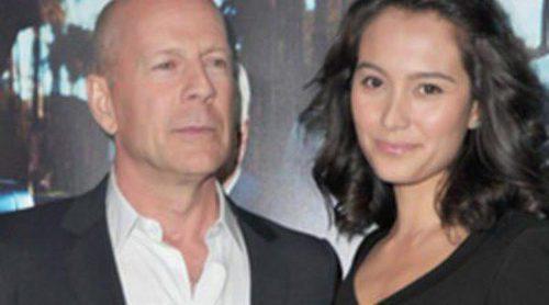 Bruce Willis y su mujer Emma Heming hablan por primera vez tras ser padres