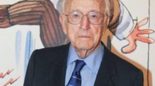 Muere a los 93 Antonio Mingote, escritor, dibujante, académico y Marqués de Daroca