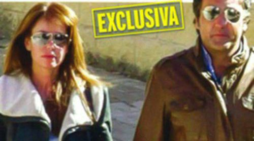 Lara Dibildos y Rafa Camino retoman su relación 20 años después