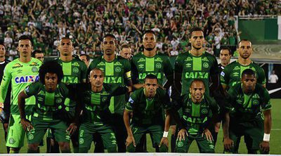 Se estrella en Colombia el avión en el que viajaba el equipo de fútbol brasileño Chapecoense