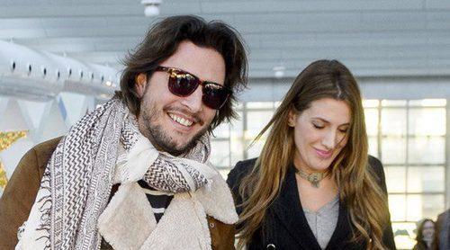 Manuel Carrasco y Almudena Navalón pasan su Navidad más especial tras confirmar que serán padres