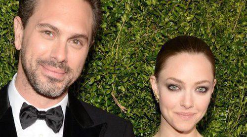 Amanda Seyfried y Thomas Sadoski están esperando su primer hijo en común