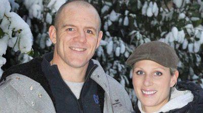 Zara Phillips y Mike Tindall esperan su segundo hijo para primavera de 2017