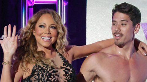 Mariah Carey y su nuevo novio, Bryan Tanaka, derrochan pasión en las playas de Hawai