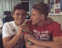 Tom Daley y otros deportistas olímpicos que han dado visibilidad al colectivo LGTB con su orientación sexual