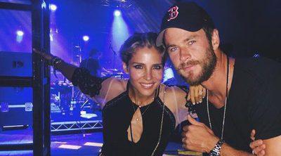 Elsa Pataky confirma que trabajará con su marido Chris Hemsworth en una nueva película