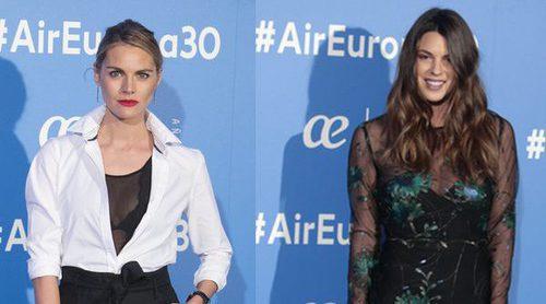 Laura Matamoros, Amaia Salamanca y Fonsi Nieto brillan en la celebración del 30 aniversario de Air Europa