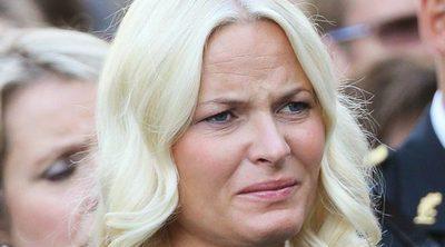 La mala racha de la Princesa de Noruega: Mette-Marit vuelve a cancelar su agenda oficial por enfermedad