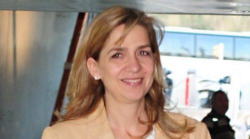 La Infanta Cristina desmiente que odie España en su vuelta a Barcelona: