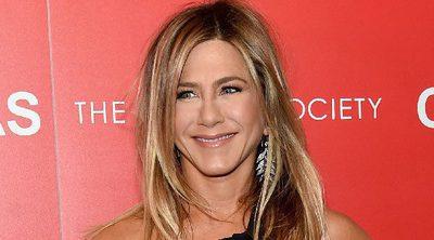 Jennifer Aniston deslumbra en la premiere de 'Fiesta de empresa' en Nueva York