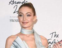 Gigi Hadid brilla en los British Fashion Awards 2016 recogiendo el premio a Modelo Internacional