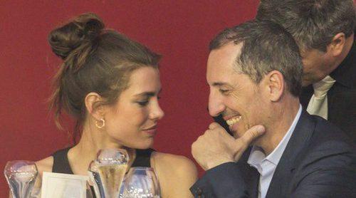 Carlota Casiraghi y Gad Elmaleh, reencuentro en París para celebrar el cumpleaños de Raphäel