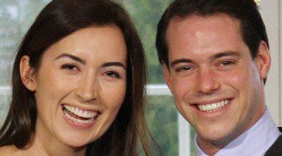 Félix y Claire de Luxemburgo presentan a su segundo hijo y anuncian sus nombres y títulos