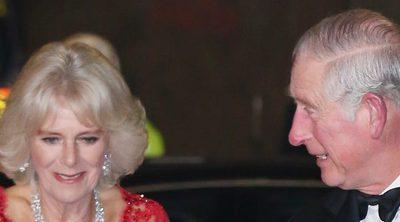 Las divertidas anécdotas del Príncipe Carlos y Camilla Parker con Robbie Williams y Lady Gaga en un concierto