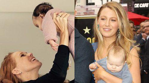 Bebés 2016: Kerry Washington, Blake Lively, María Castro, Carolina Bang... todas las actrices que han sido mamás