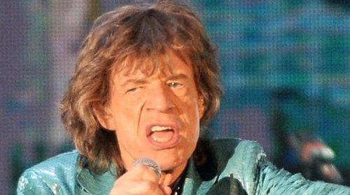 Mick Jagger se convierte en padre de su octavo hijo a los 73 años