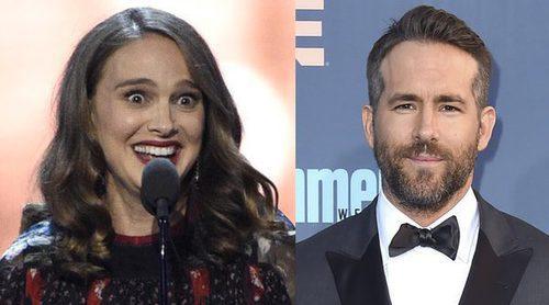 Natalie Portman, Margot Robbie o Ryan Reynolds, triunfadores en los Critics' Choice Awards 2017