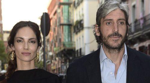 Eugenia Silva y Alfonso de Borbón están esperando su segundo hijo