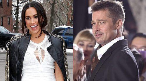 Brad Pitt y Meghan Markle encabezan la lista de los actores más buscados en Google en 2016