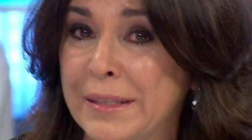 Isabel Gemio, indignada por el caso Nadia: 'Esto sirve para que la gente se informe y no dé dinero a la ligera'