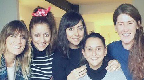 Mariam Hernández, Pepa Rus, Carmen Ruiz... las chicas de 'Gym Tony' celebran la continuidad de la serie
