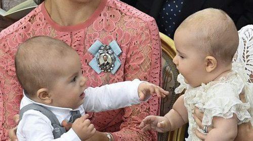 De Oscar y Alejandro de Suecia a los Gómez-Acebo: los bebés de la realeza en 2016