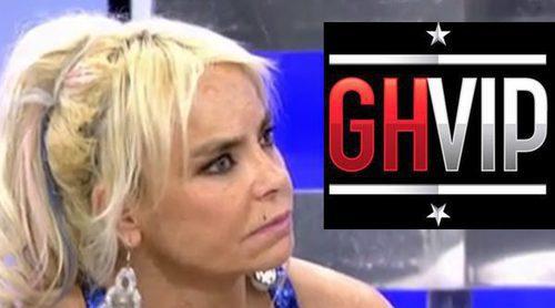 Leticia Sabater negocia su entrada en 'Gran Hermano VIP' gracias a Toño Sanchís