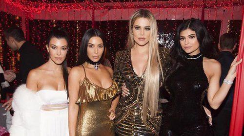 Kanye West y Blac Chyna, los ausentes de las fiestas navideñas del clan Kardashian-Jenner