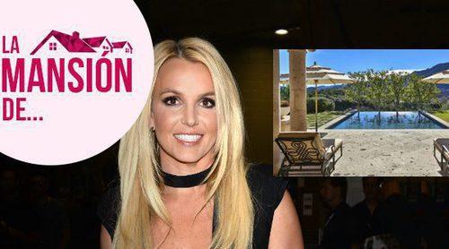 'Se vende': así es la increíble mansión de Britney Spears en Los Ángeles