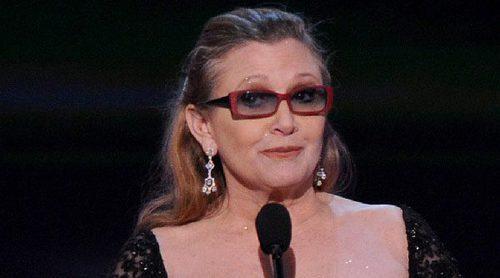 Reacciones a la muerte de Carrie Fisher: Hollywood llora la muerte de la princesa Leia