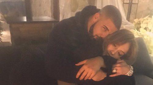 Rihanna monta en cólera al ver la foto de Drake y Jennifer Lopez que confirmaría su romance
