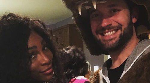 Serena Williams se compromete con el cofundador de Reddit Alexis Ohanian tras 1 año de amor