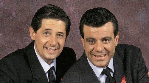 Josema Yuste y Millán Salcedo se reencuentran tras 19 años de la separación de 'Martes y trece'