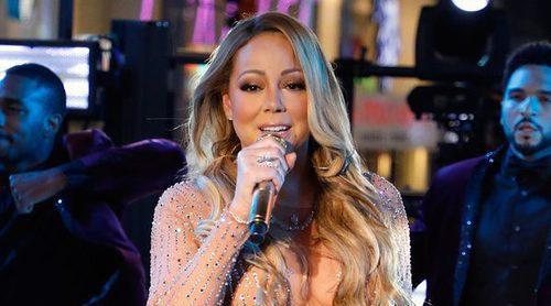 El equipo de Mariah Carey habla de sabotaje tras su bochornosa actuación de Fin de Año en Times Square