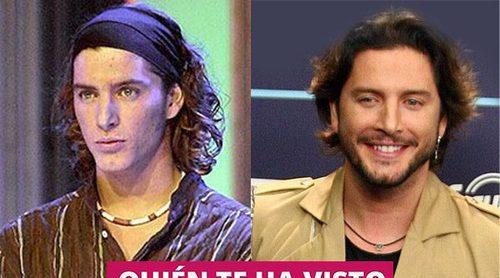 Así ha cambiado Manuel Carrasco: De concursante de 'OT 2' a coach de 'La Voz'