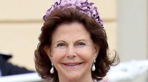 Silvia de Suecia revela que hay fantasmas en el Palacio de Drottningholm: 'Son simpáticos y no dan miedo'
