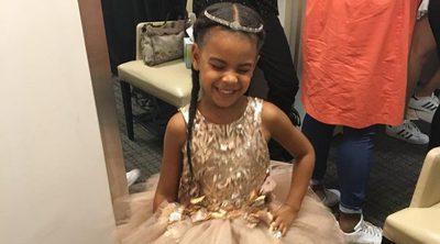 Los 5 momentos más adorables de la vida de Blue Ivy, hija de Beyoncé y Jay Z