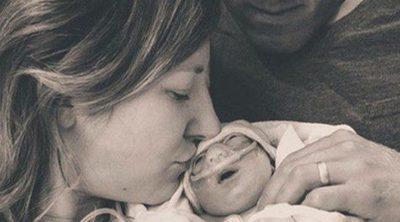 Da a luz a su hija enferma terminal para donar sus órganos