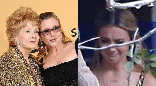 Meryl Streep, Meg Ryan y Gwyneth Paltrow despiden a Debbie Reynolds y Carrie Fisher en un emotivo funeral
