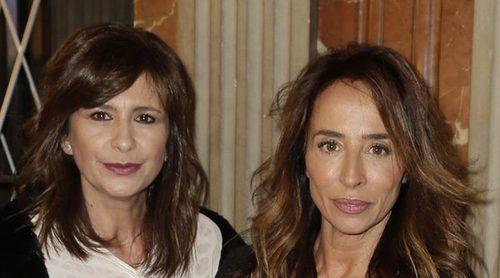 Los rostros de Telecinco apoyan a María Patiño tras la muerte de su padre