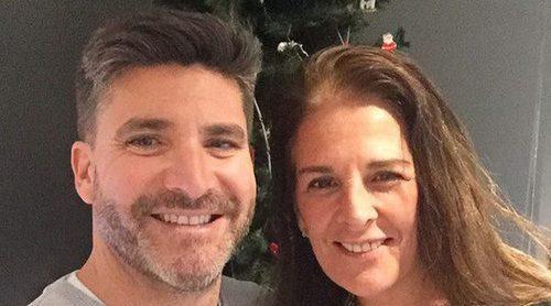Olvido Hormigos y Ángela Portero arropan a Toño Sanchís antes de entrar en 'GHVIP'