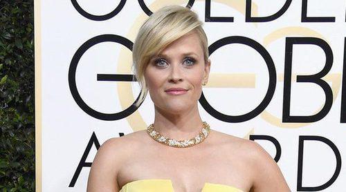 Reese Witherspoon, Amy Adams y Blake Lively brillan en la alfombra roja de los Globos de Oro 2017