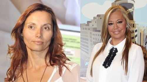 Ven la luz los mensajes en los que Lorena Romero, la mujer de Toño Sanchís, apoya la versión de Belén Esteban