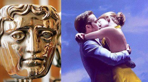 Lista de nominados a los Premios BAFTA 2017