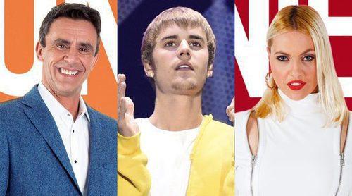 Justin Bieber provoca una discusión en 'GHVIP 5' entre Alonso Caparrós y Daniela Blume