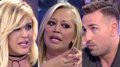 Ylenia, Belén Esteban y Rafa Mora hablan claro sobre sus experiencias con Toño Sanchís