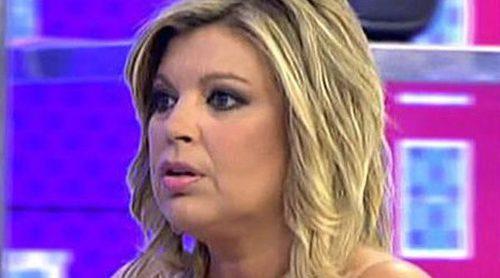 Terelu Campos no quiere nada con Kike Calleja: