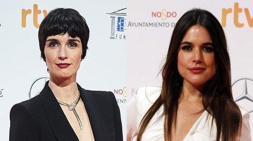 Paz Vega, Andrea Duro, Vanesa Romero y Adriana Ugarte brillan sobre la alfombra roja de los Forqué 2017